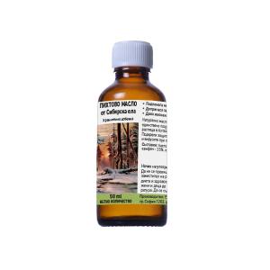 Пихтово масло от Сибирска ела
