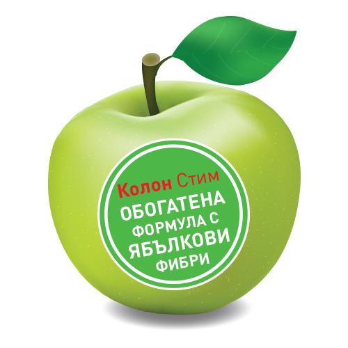 Ябълка обогатена формула